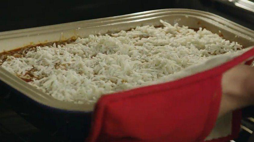 Способ приготовления овощной лазаньи